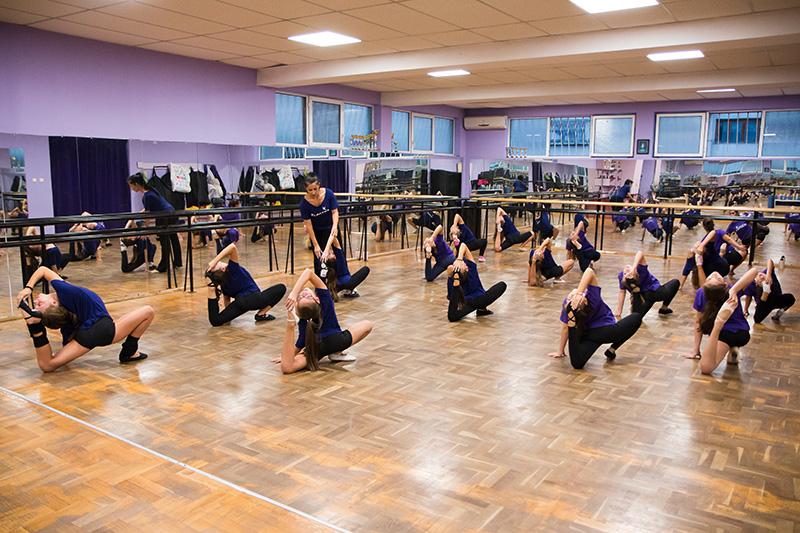 танцова школа Варна
